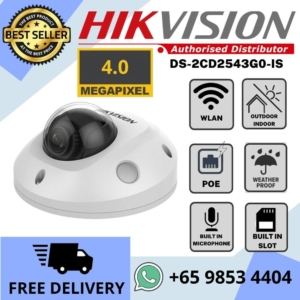 Hikvision Ds CdG Is
