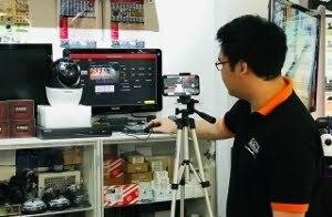 ITE COLLEGE Intern Singapore Hire Intern Start Ups Jobs in Singapore Choicecycle SGCCTV Video PTZ 320