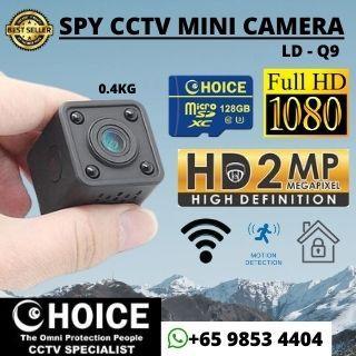 SPY CCTV MINI CAMERA