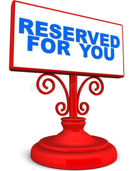 Internship Reserved For You