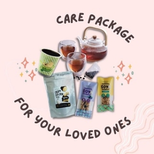 Mr Bean Care Package Healthy Lifestyle Product of Singapore