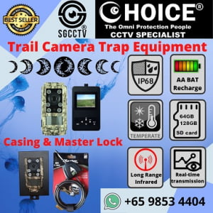 Trial Camera Trap CCM16 Conservation Research Nation Park Wildlife Hunting Trail Camera Motion Activated IP68 Waterproof Outdoor Infrared Night Vision Hunting Scouting Camera